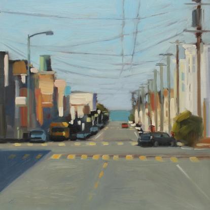 Study for Balboa Street