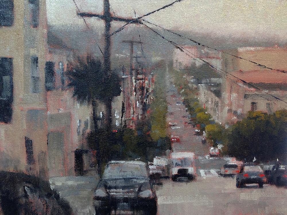 Green Street at Larkin