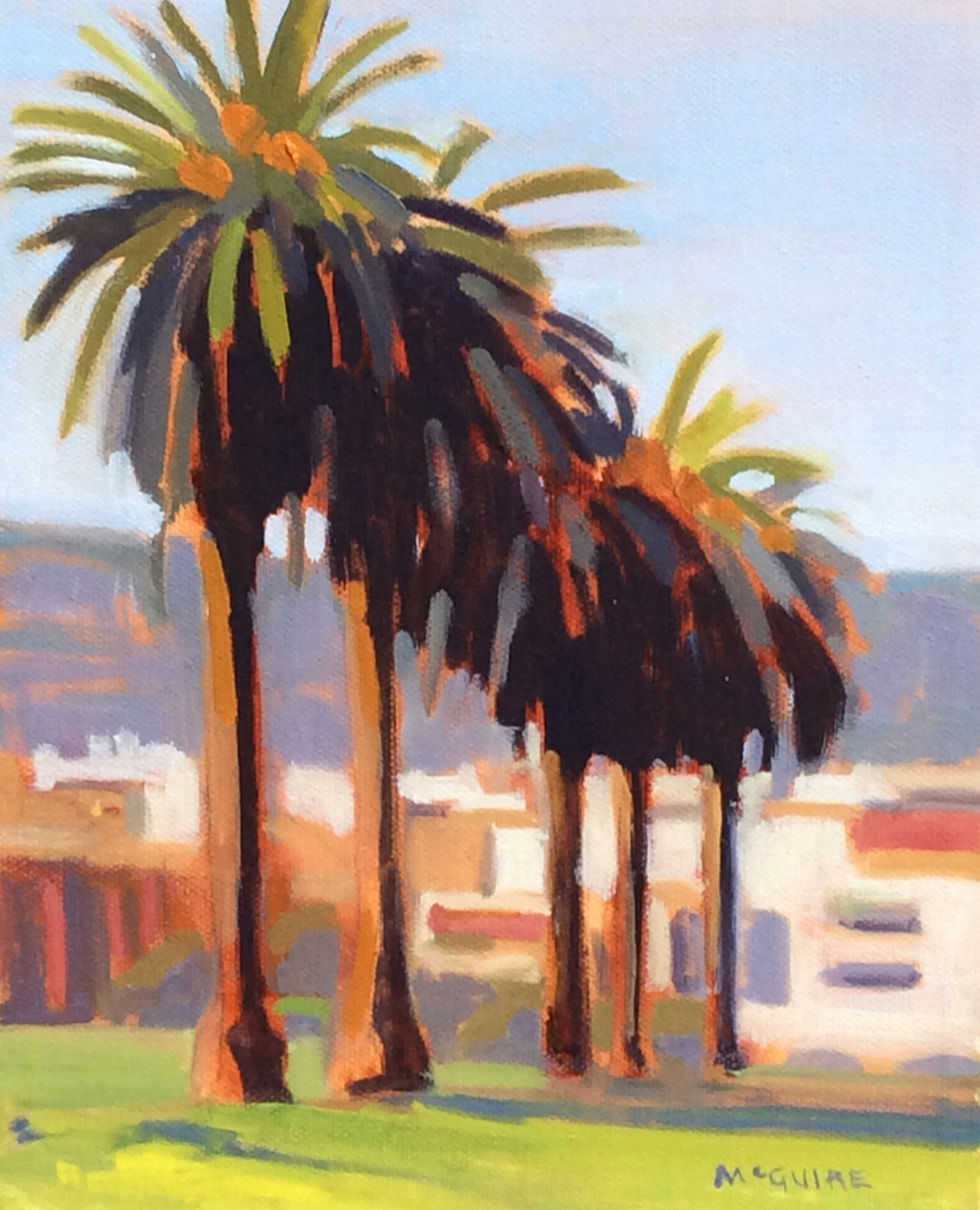 Palms at Ft. Mason