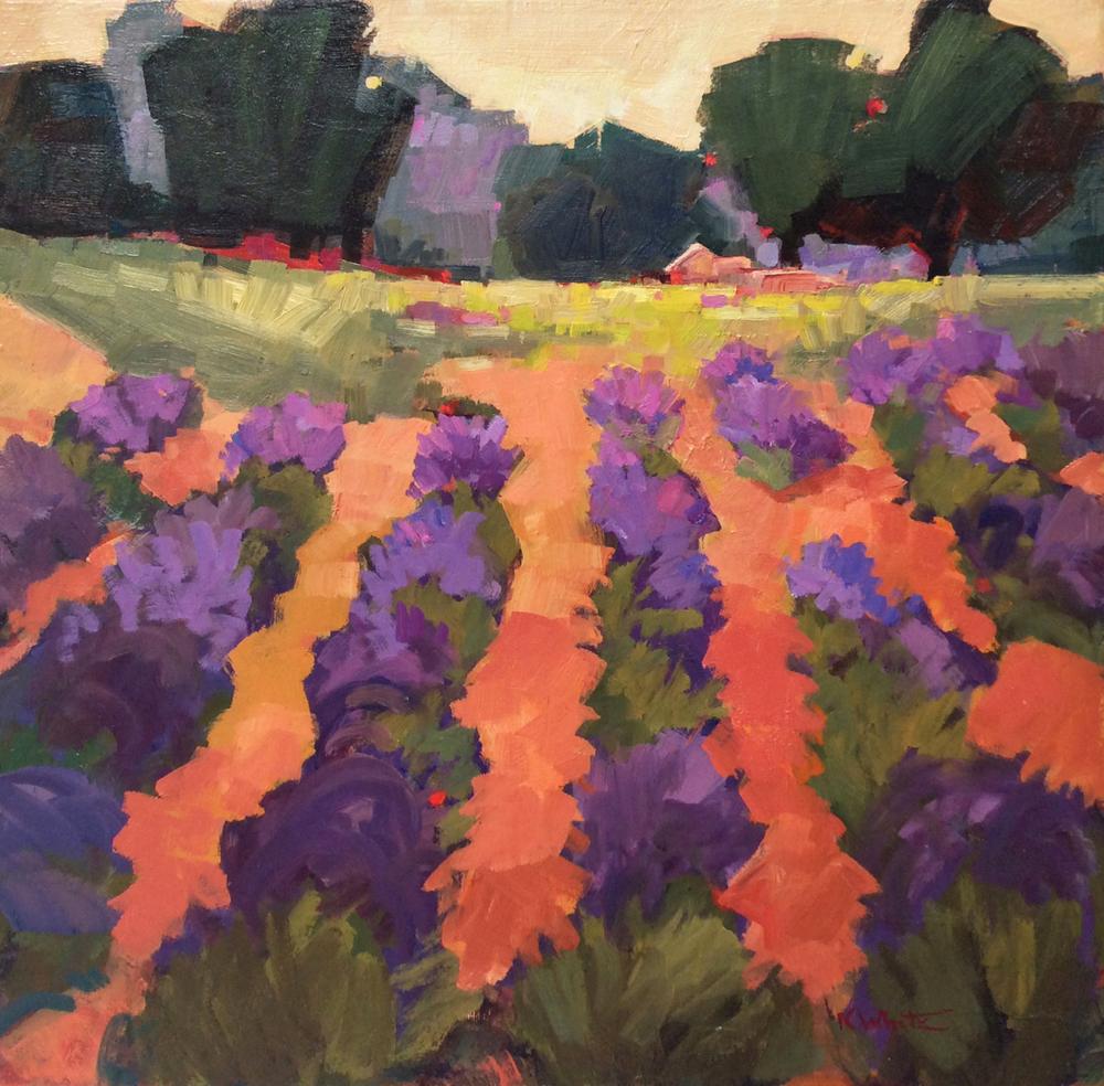 Lavender Rows, Paso Robles