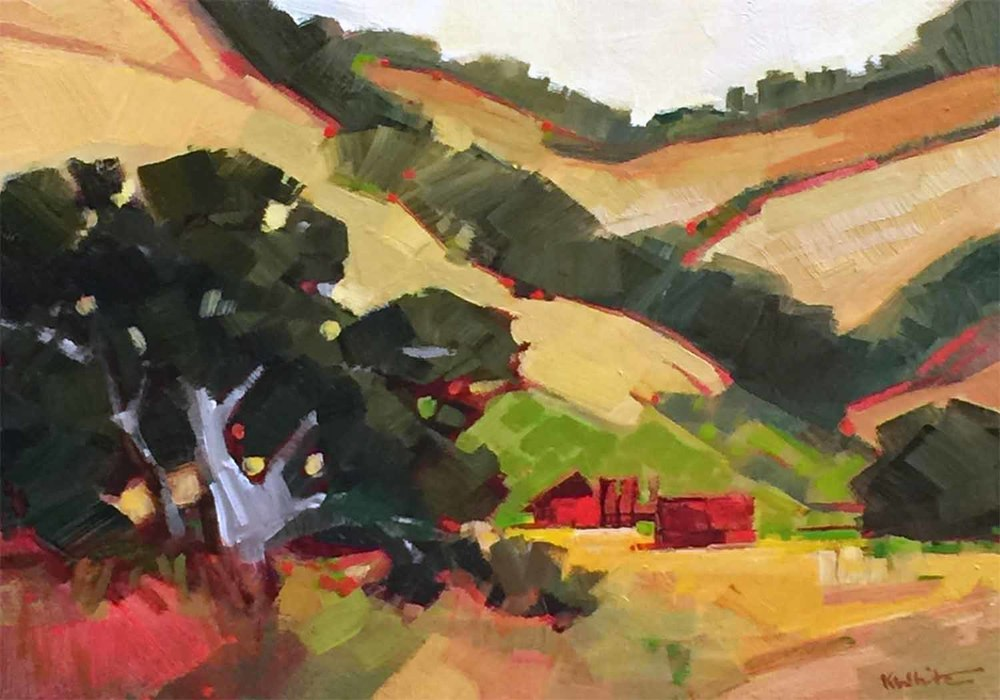 Hills at Sycamore Grove