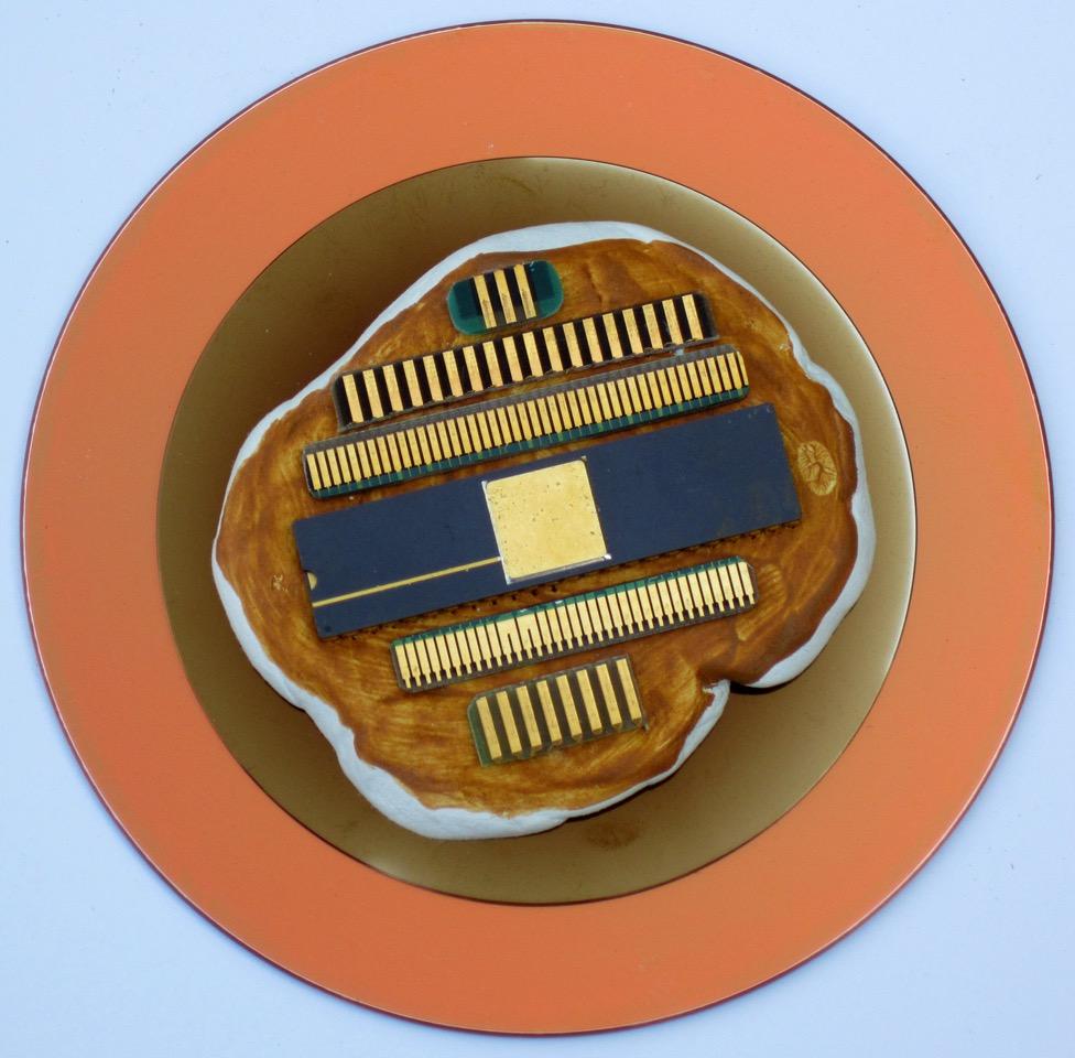 Computer Cookies: Cookies 'n Cream