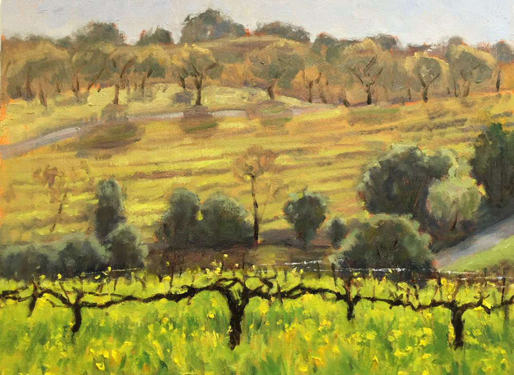 Mustard and Old Vines