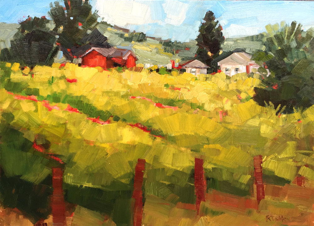 Summer Vines, St. Helena