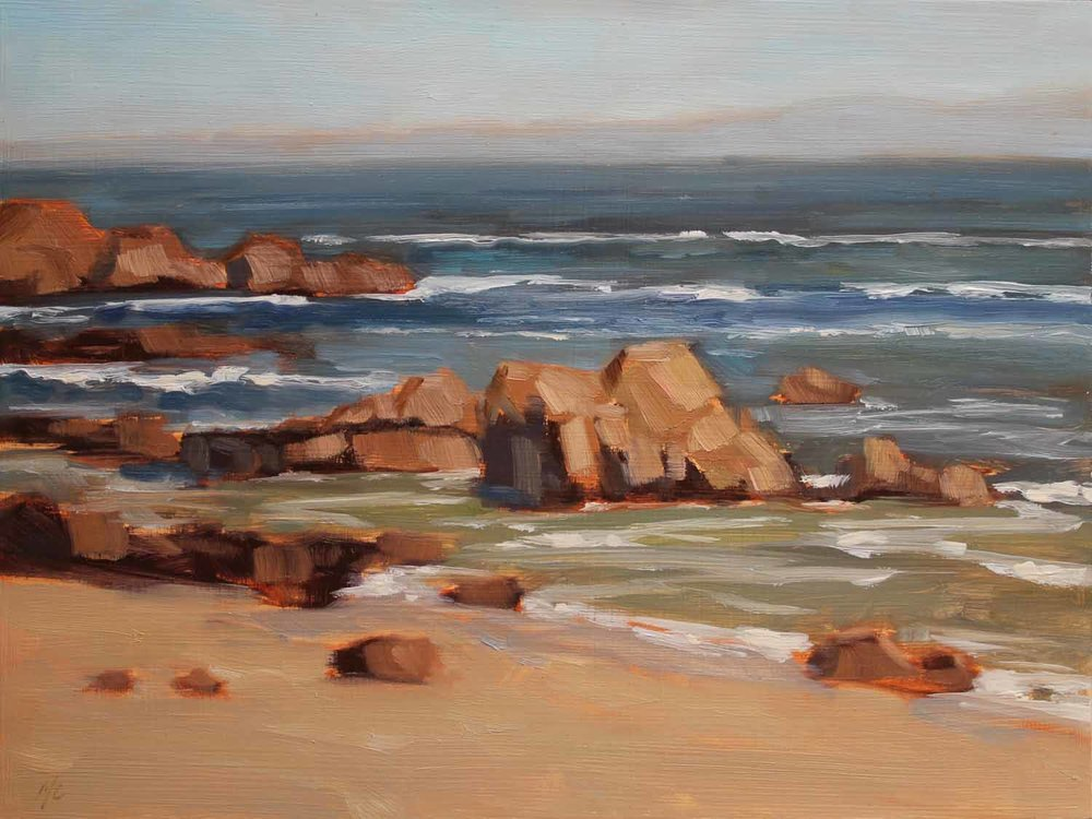 Pacific Grove by Michael Chamberlain