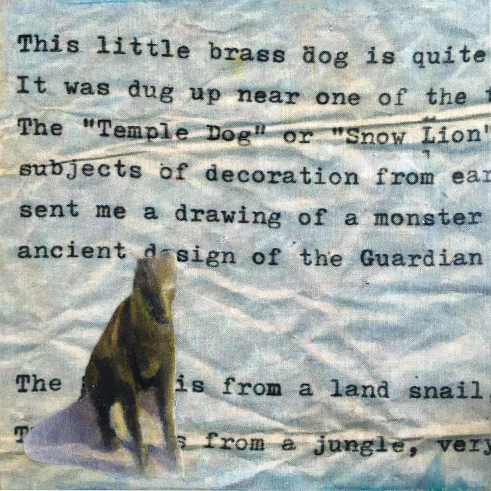 Little Brass Dog (Letters from My Father series)