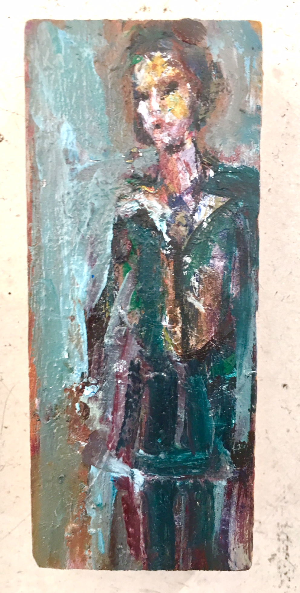 Jeanne, Modigliani's Muse