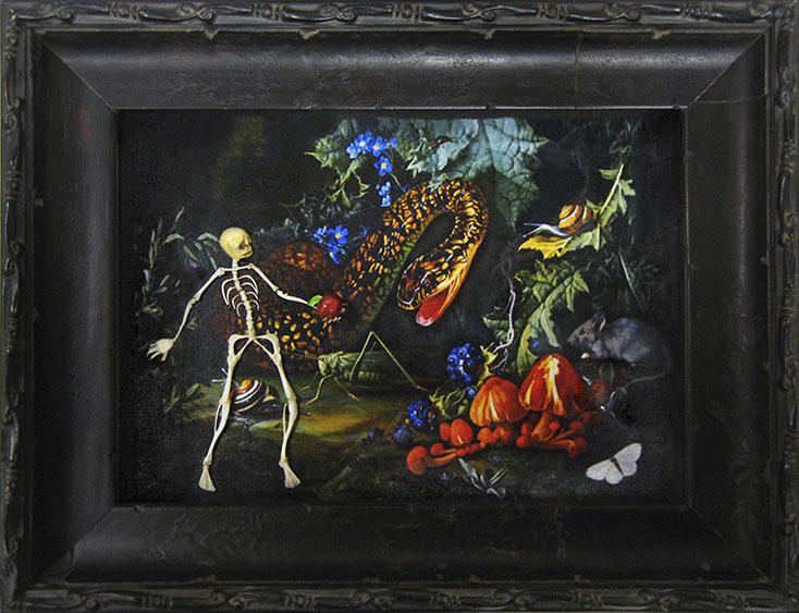 GMO: Dark Genesis