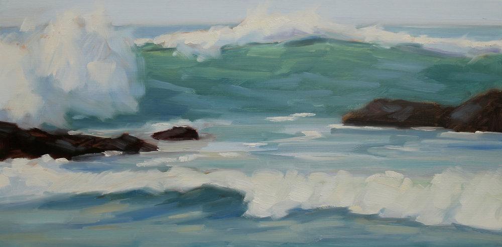 Pescadero Waves