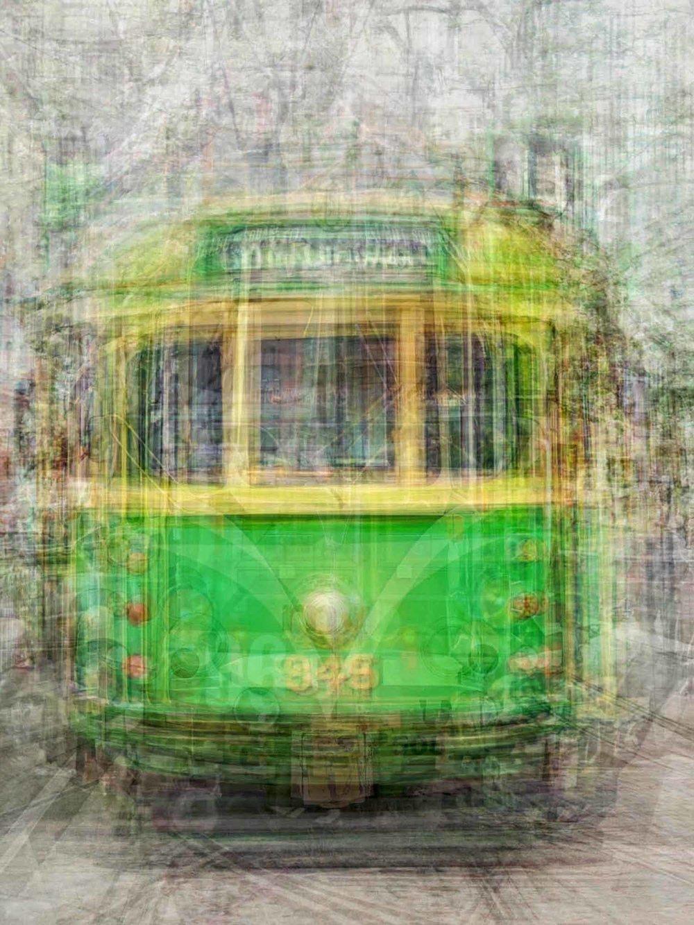 Street Car, Green