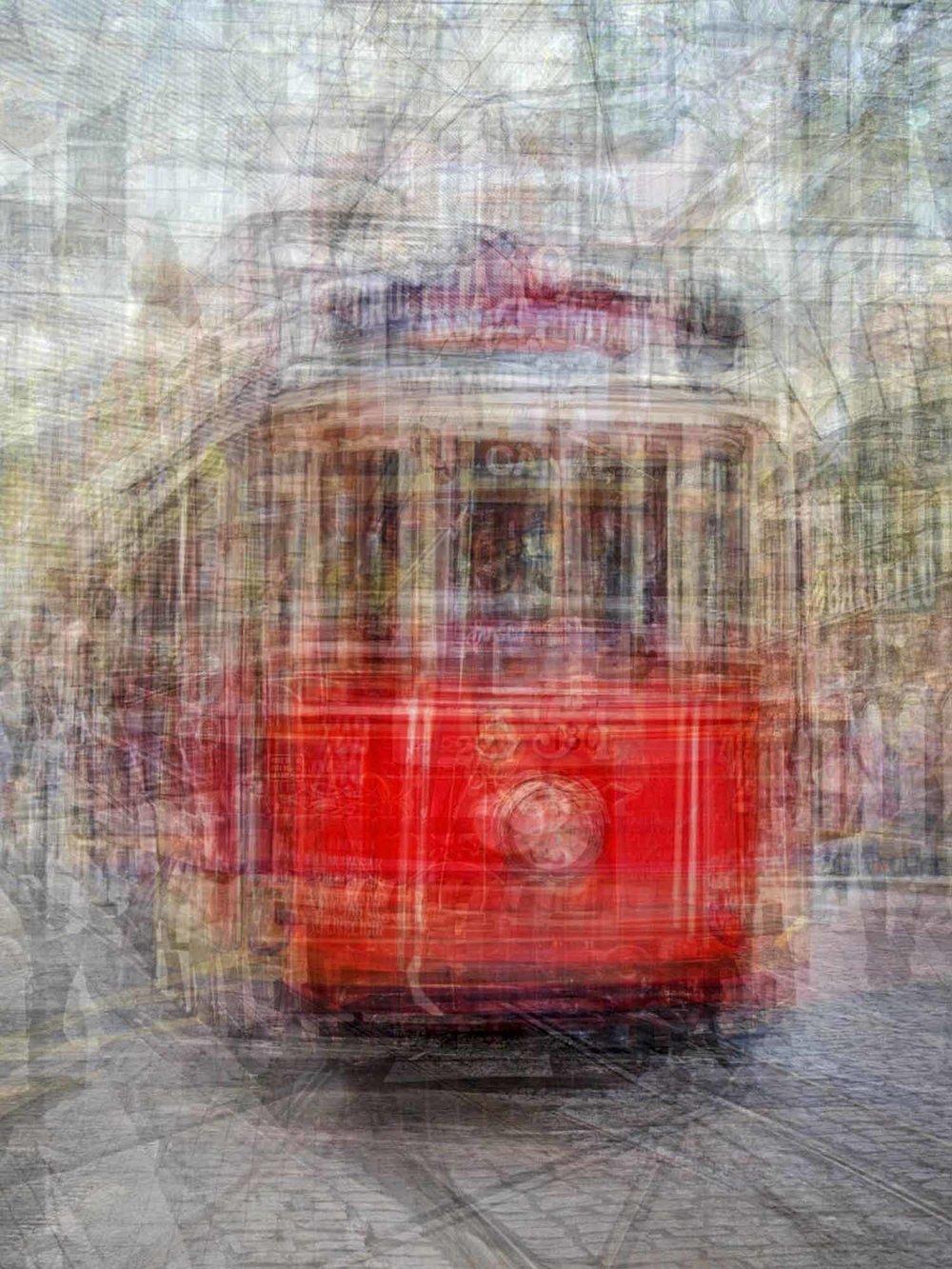 Street Car, Red