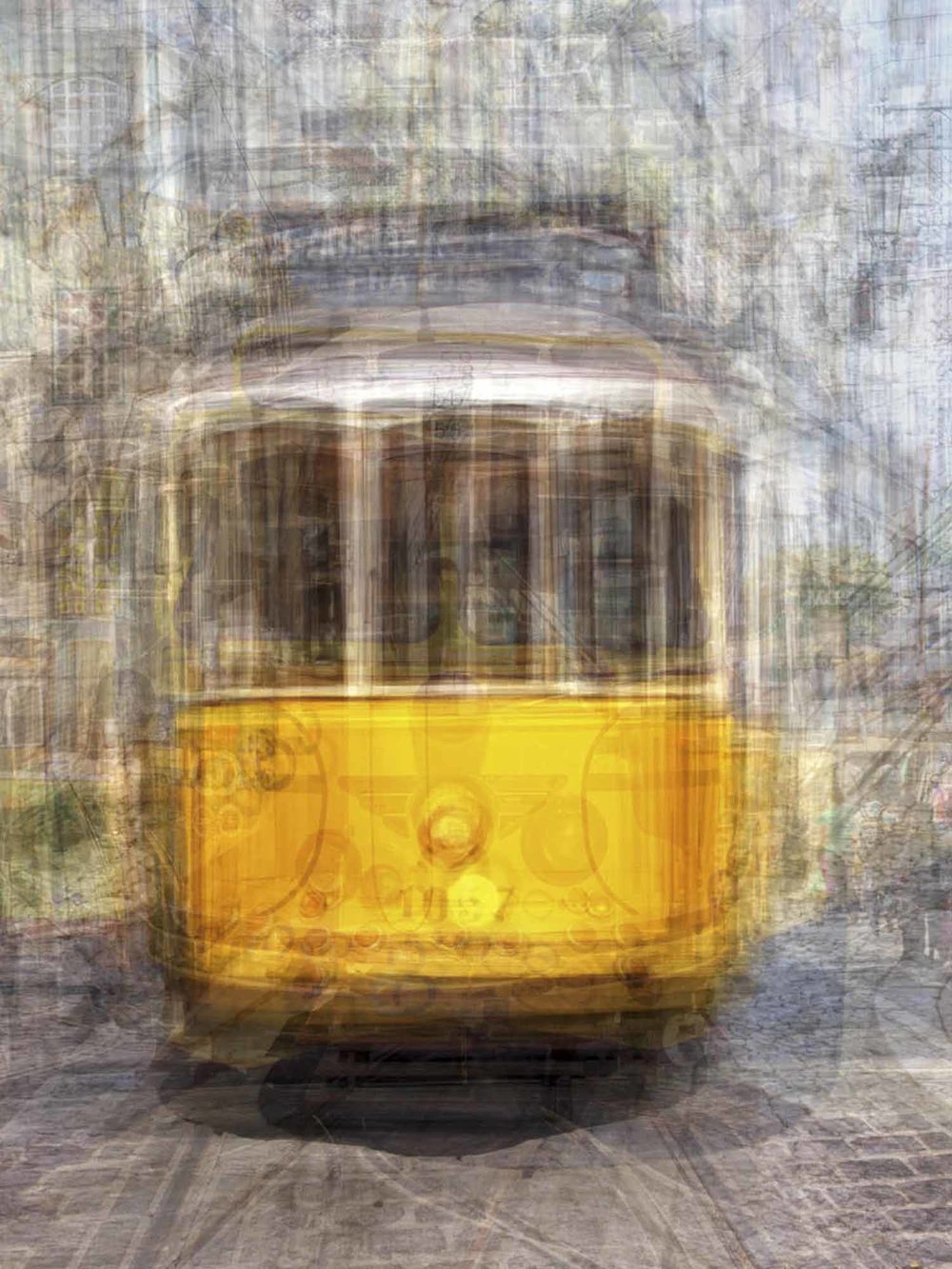 Street Car, Yellow