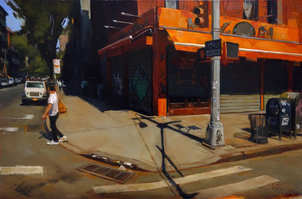 NYC Orange Corner