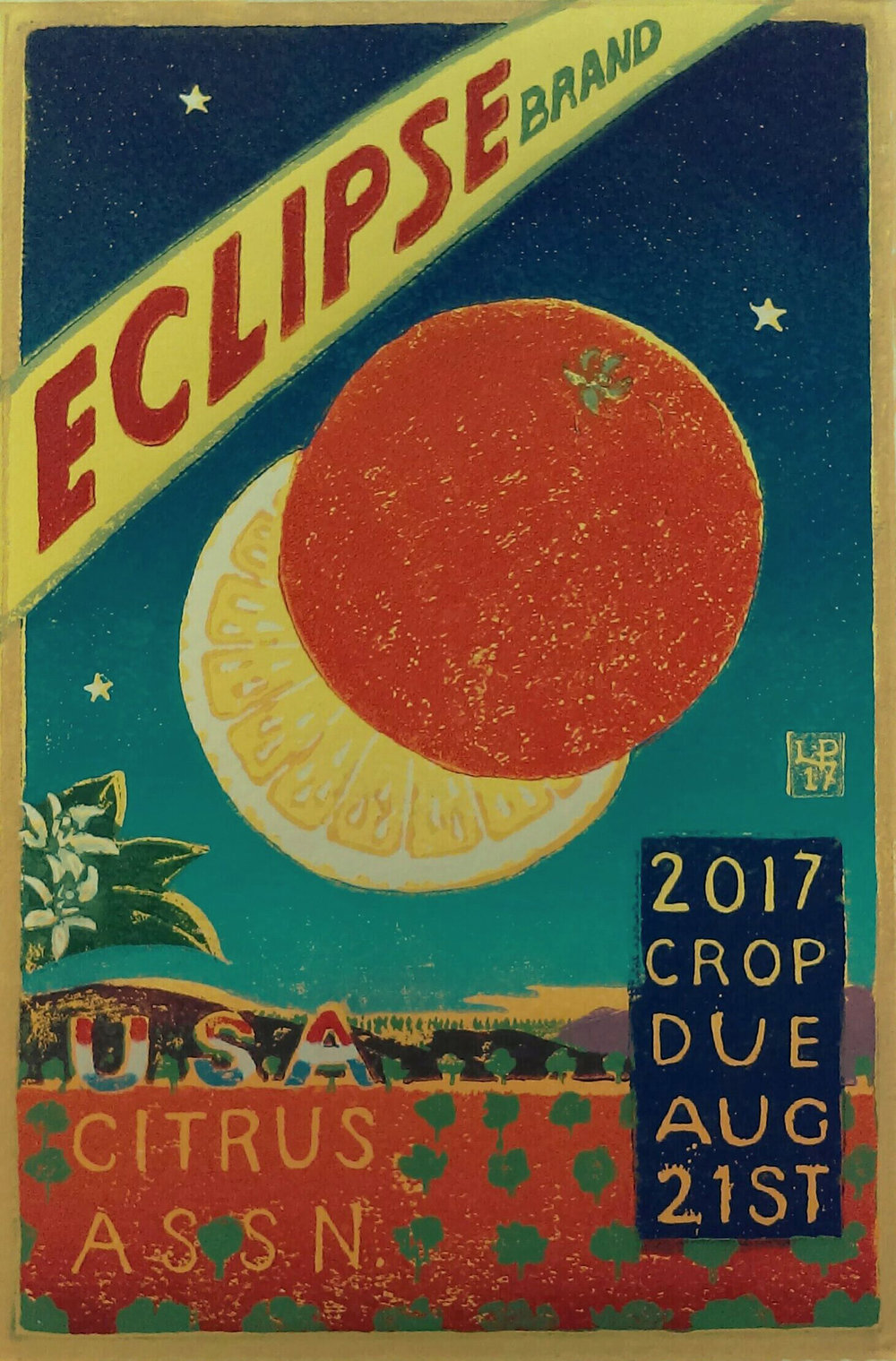 Eclipse Brand Citrus
