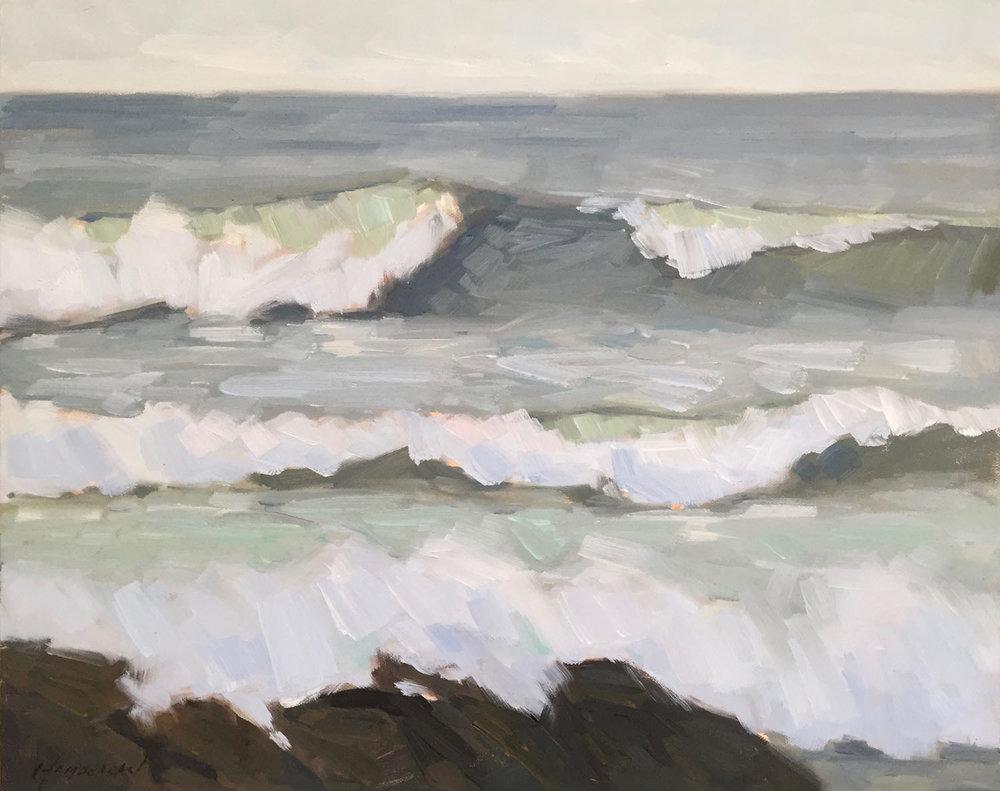 Point Montara Waves