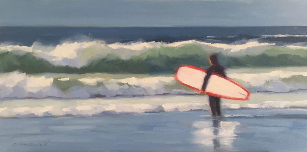 Surfer, Linda Mar
