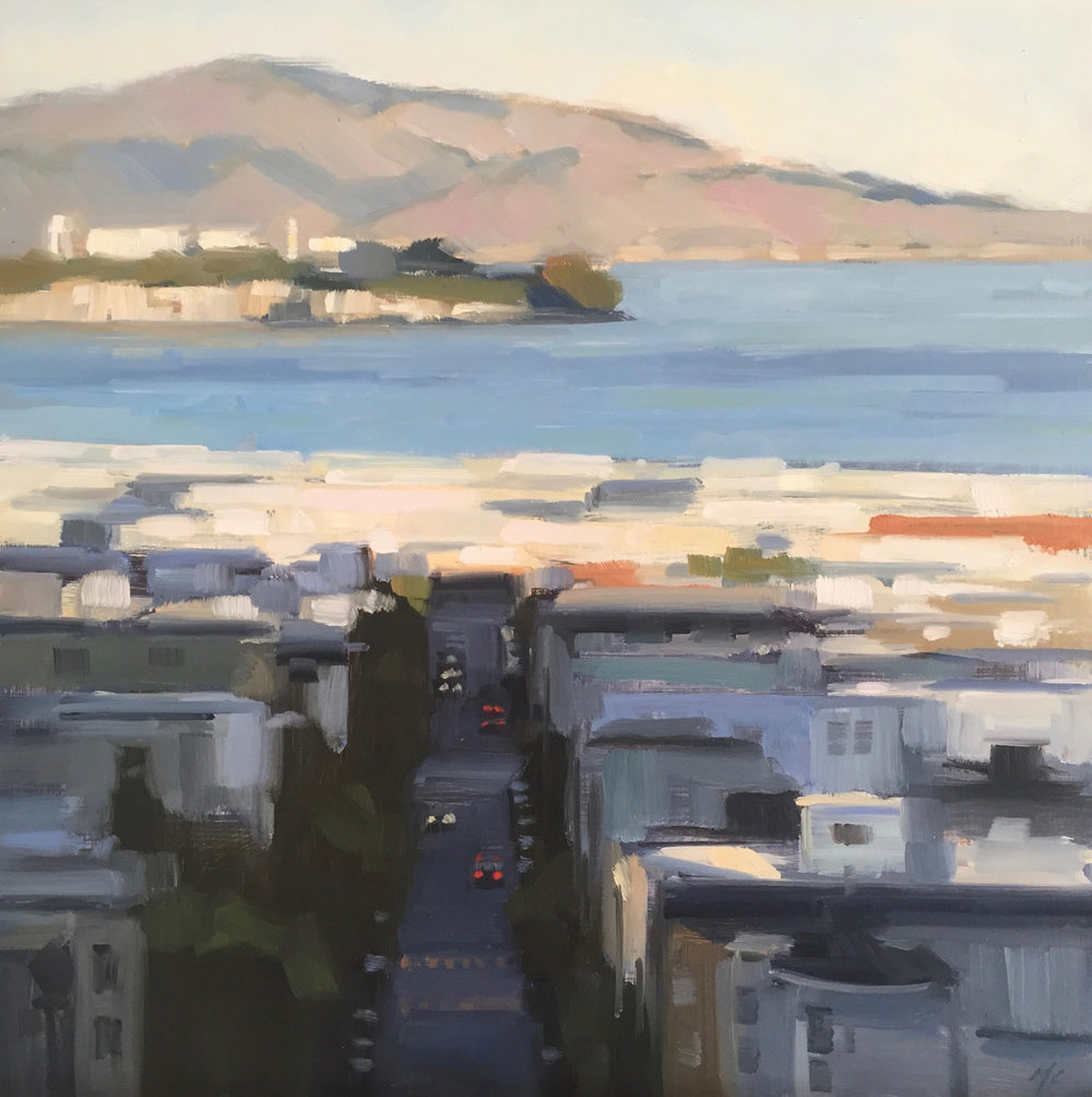Alcatraz from Jones