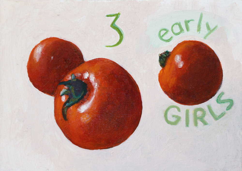 3 Early Girls
