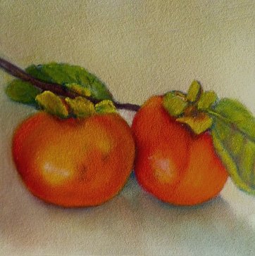Yet More Persimmons