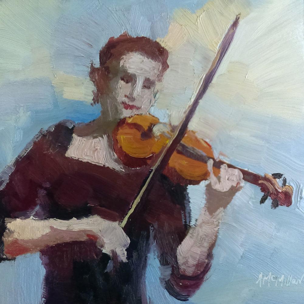 Violinist III