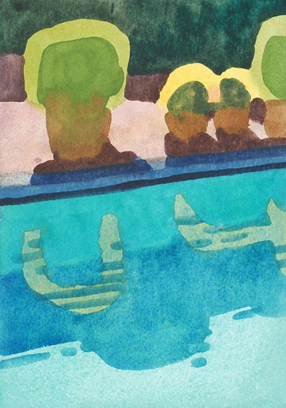 Filoli Pool