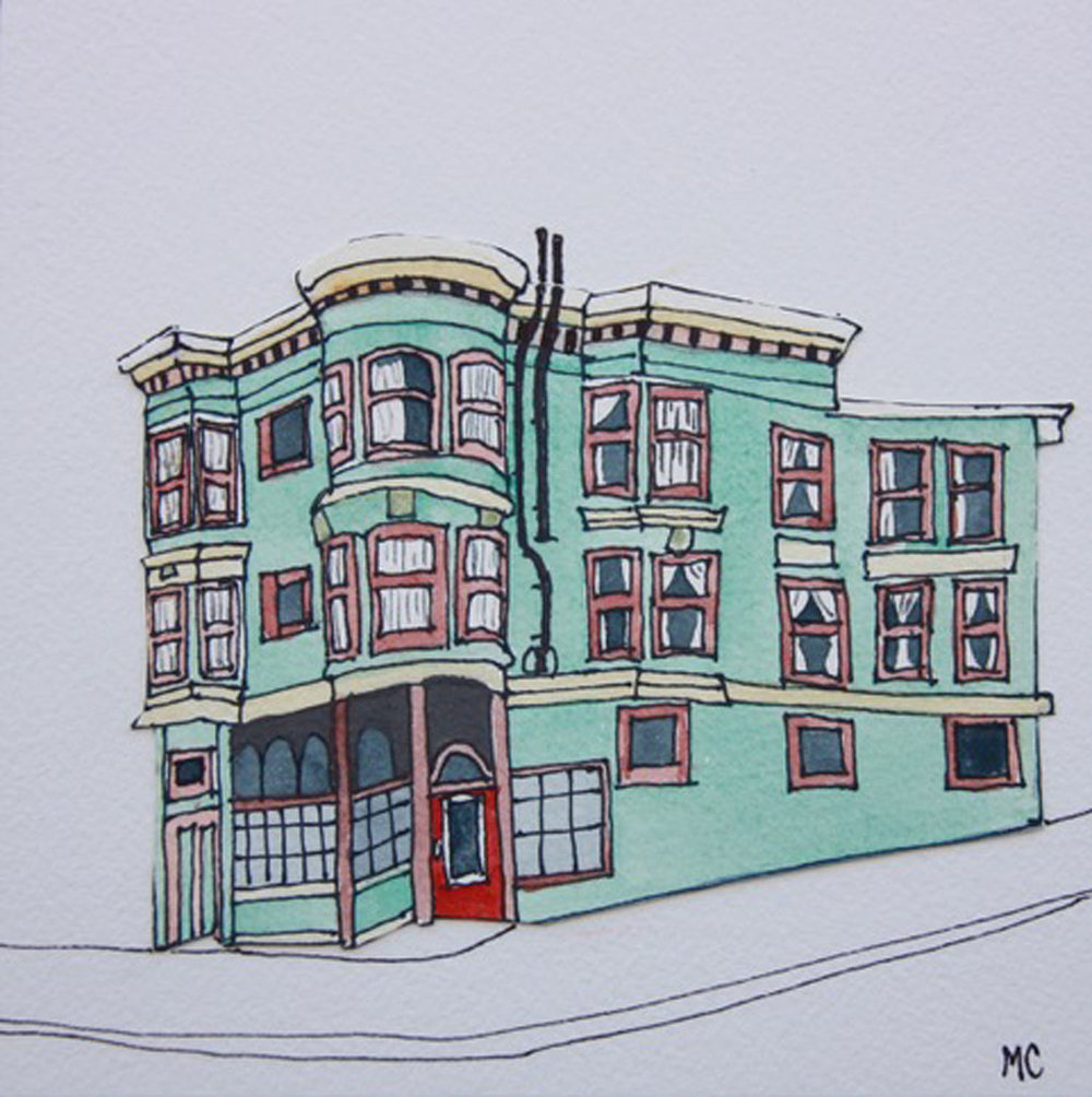 House on Bernal
