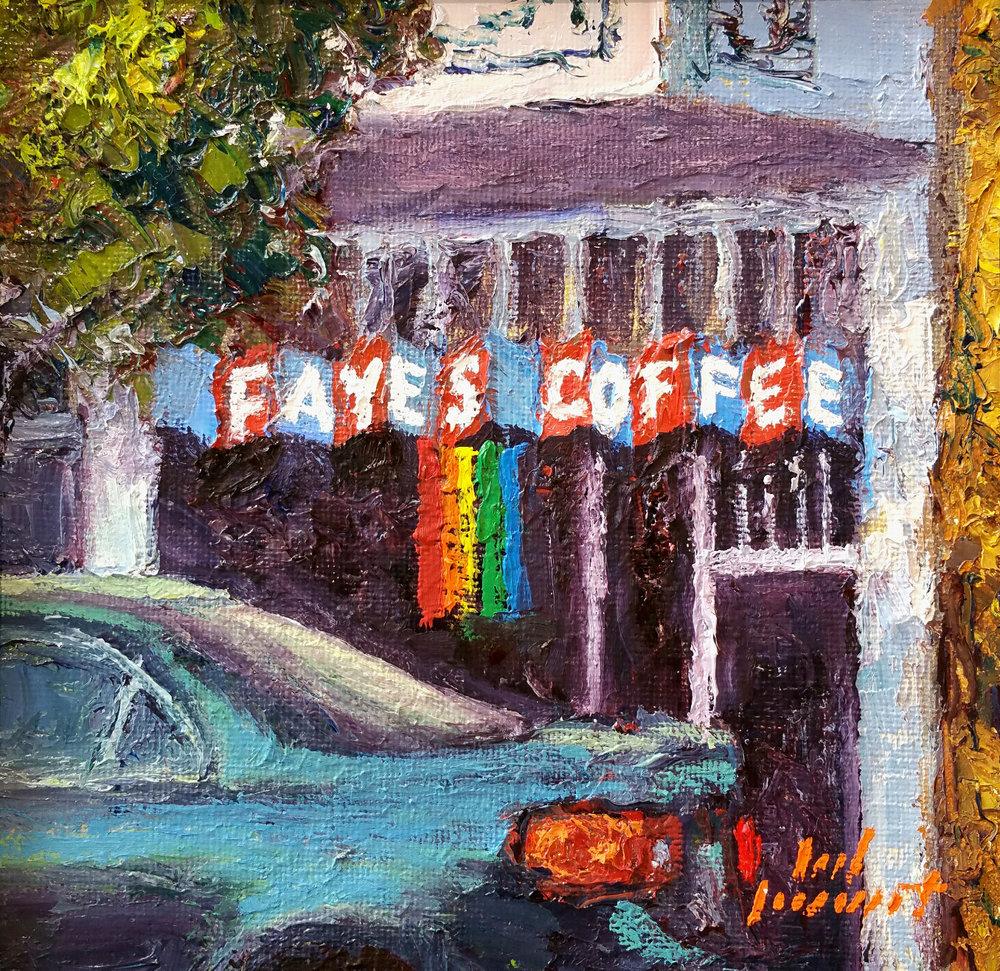 Faye's Coffee