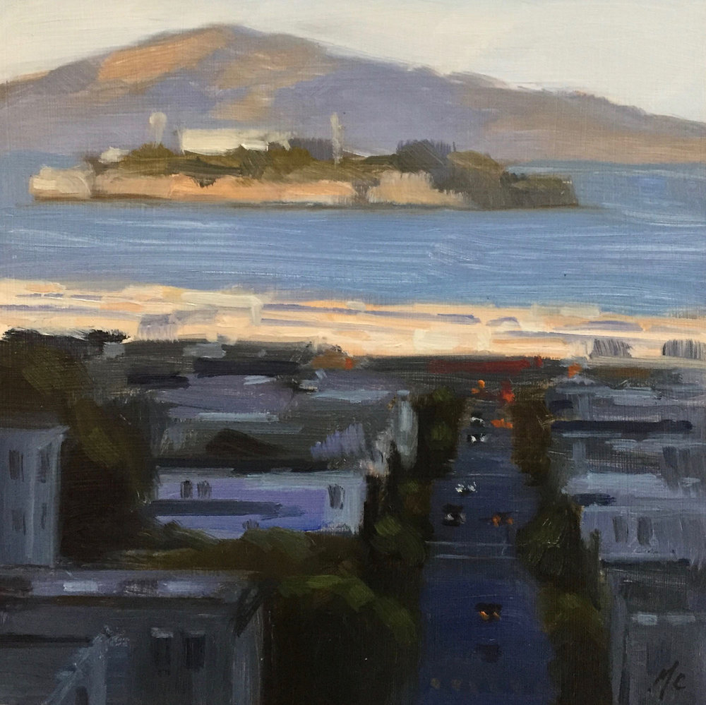 Alcatraz from Jones
