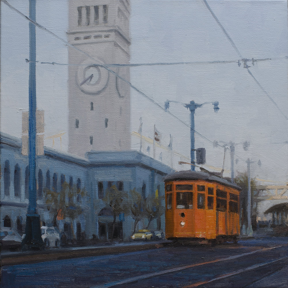 Ferry Building Study