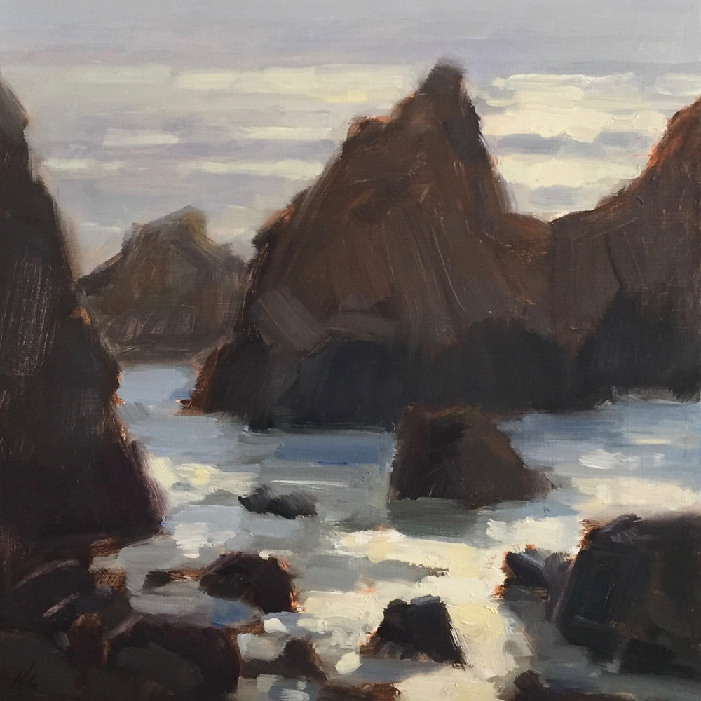 Mussel Rock, Pacifica