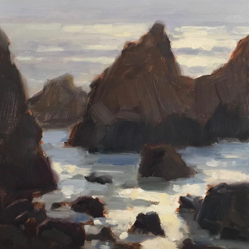 Mussel Rock, Pacifica