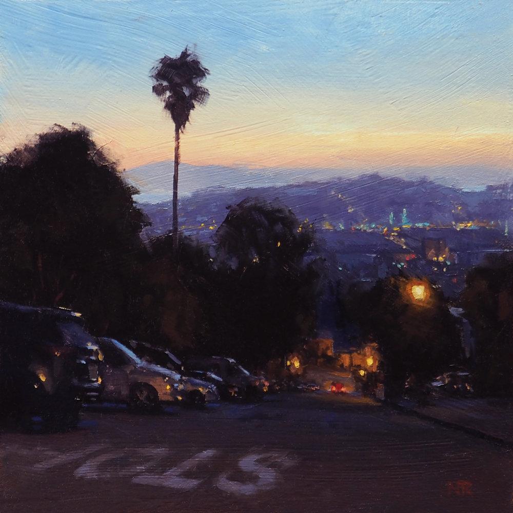 Dawn at Hill and Sanchez