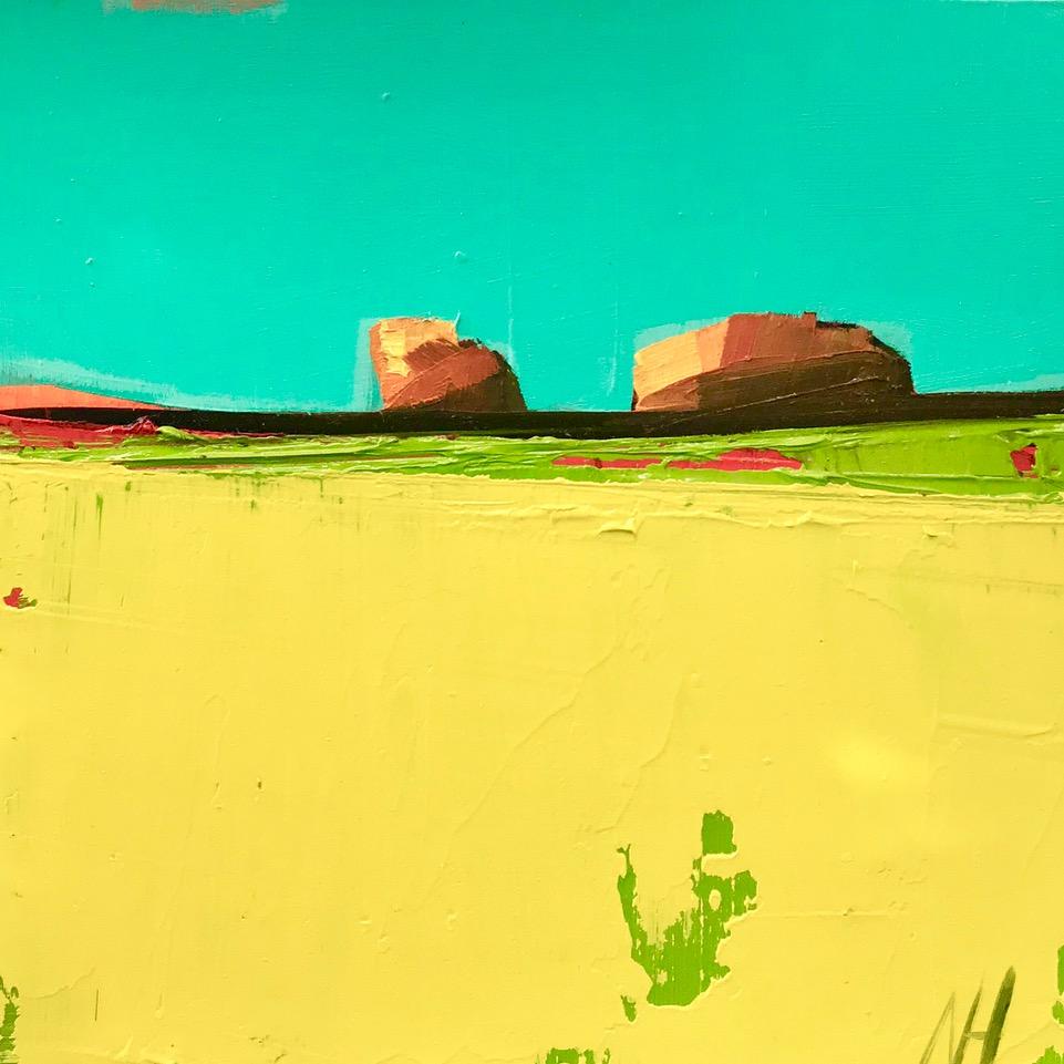 Mustard Field, One
