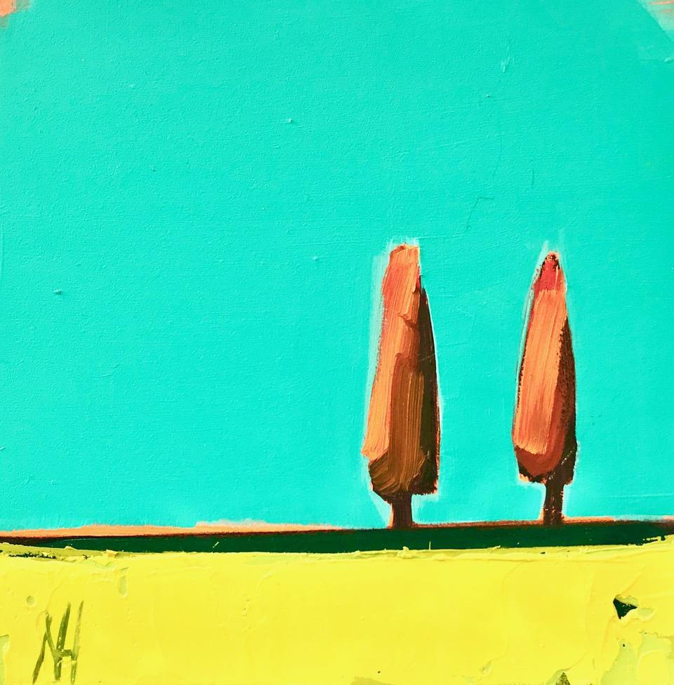 Mustard Field, Three