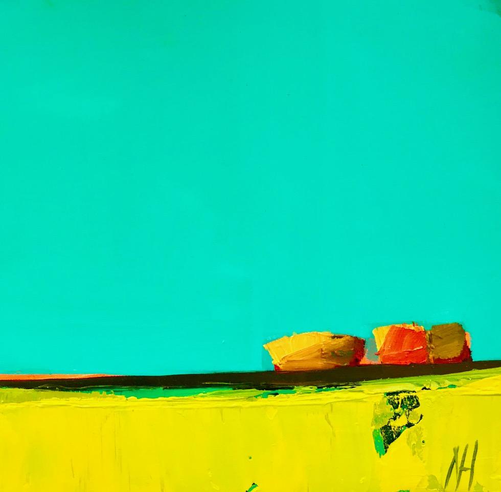 Mustard Field, Two