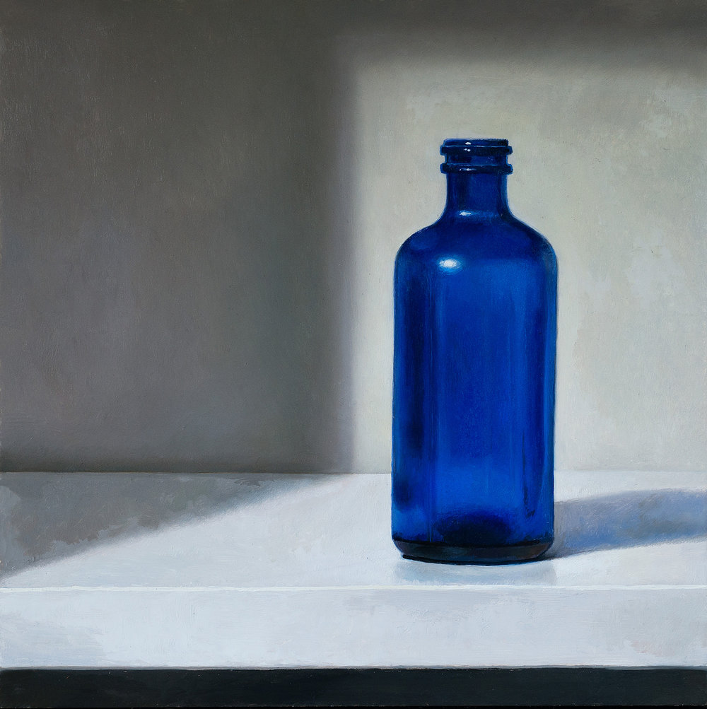 Blue Bottle II
