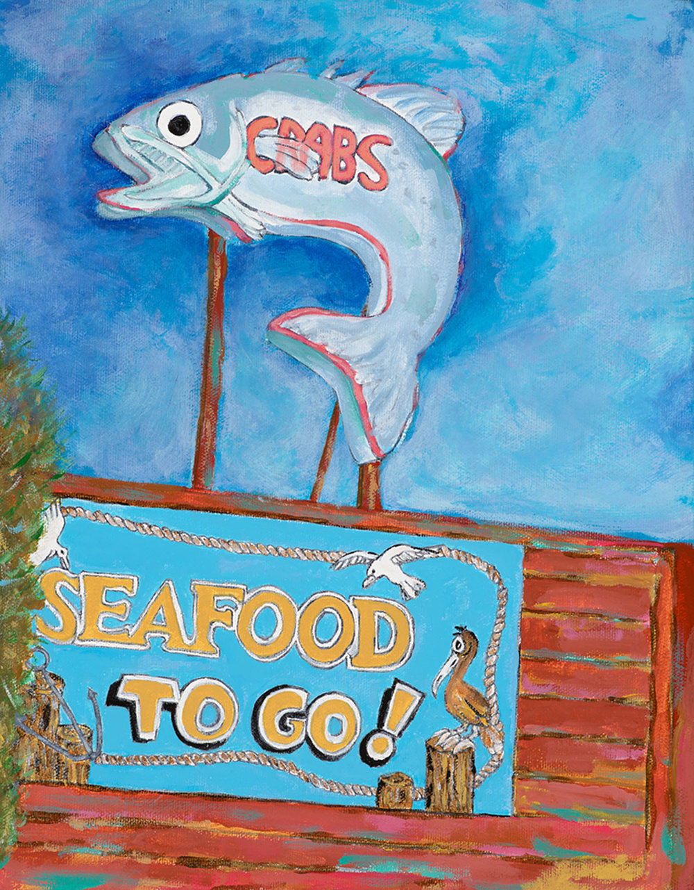 Barbara's Fish Trap: Half Moon Bay