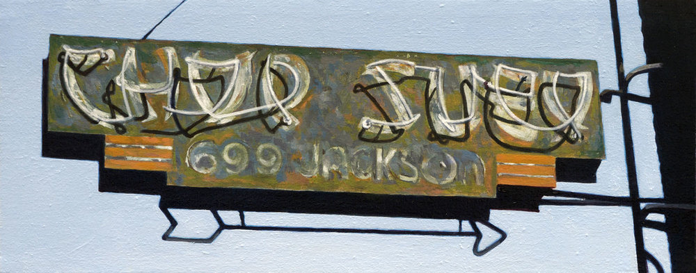Chop Suey, 699 Jackson Street
