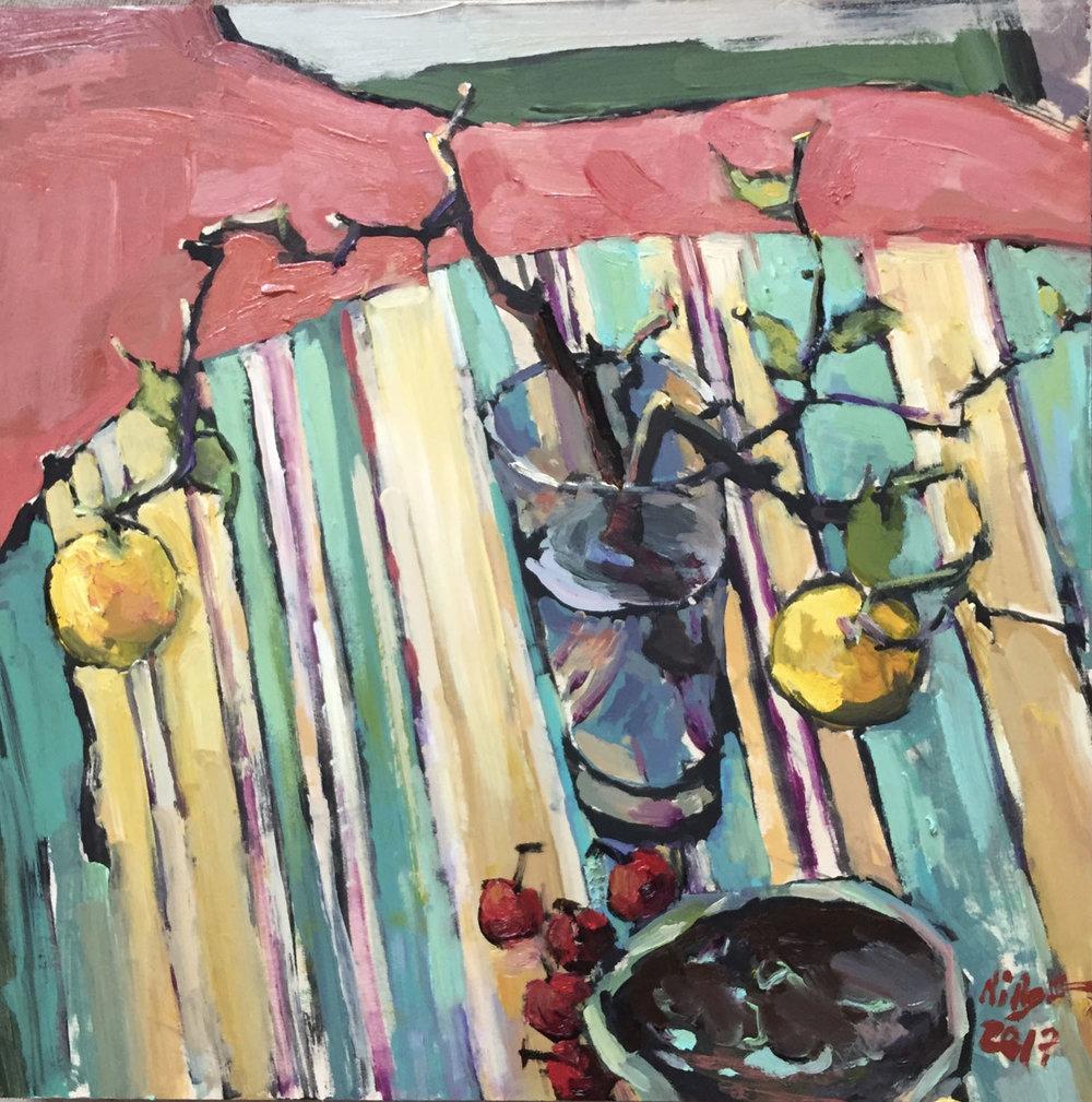 Lemons and Cherries