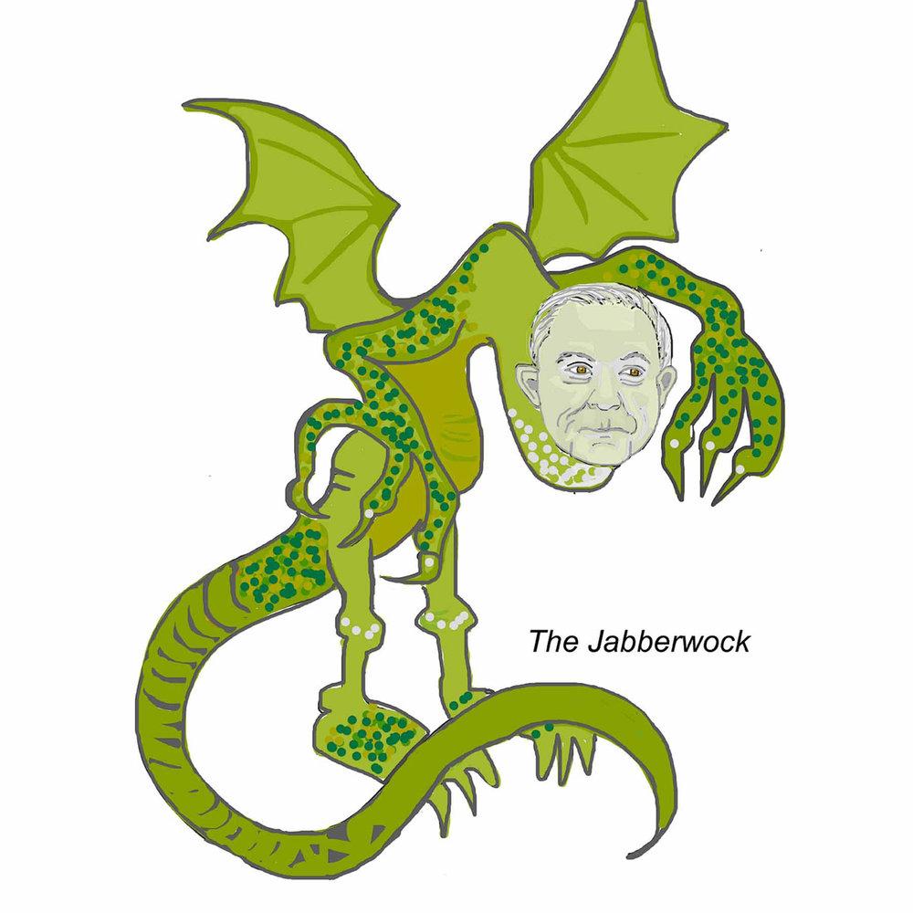 The Jabberwock