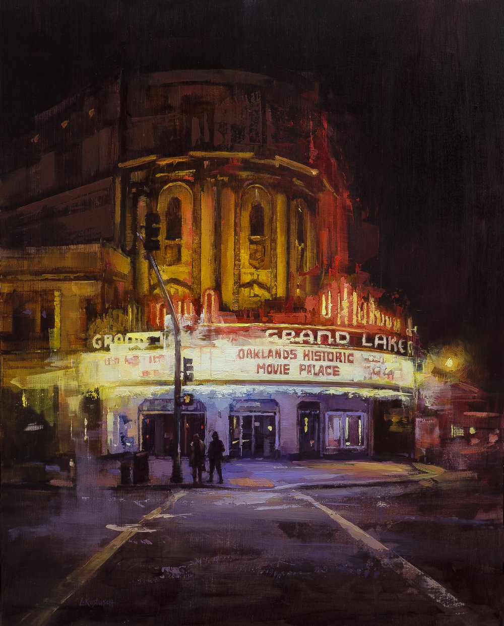 Oakland's Historic Movie Palace