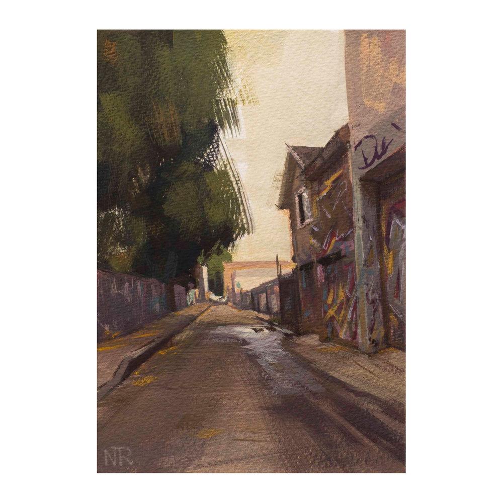SF Alley Study