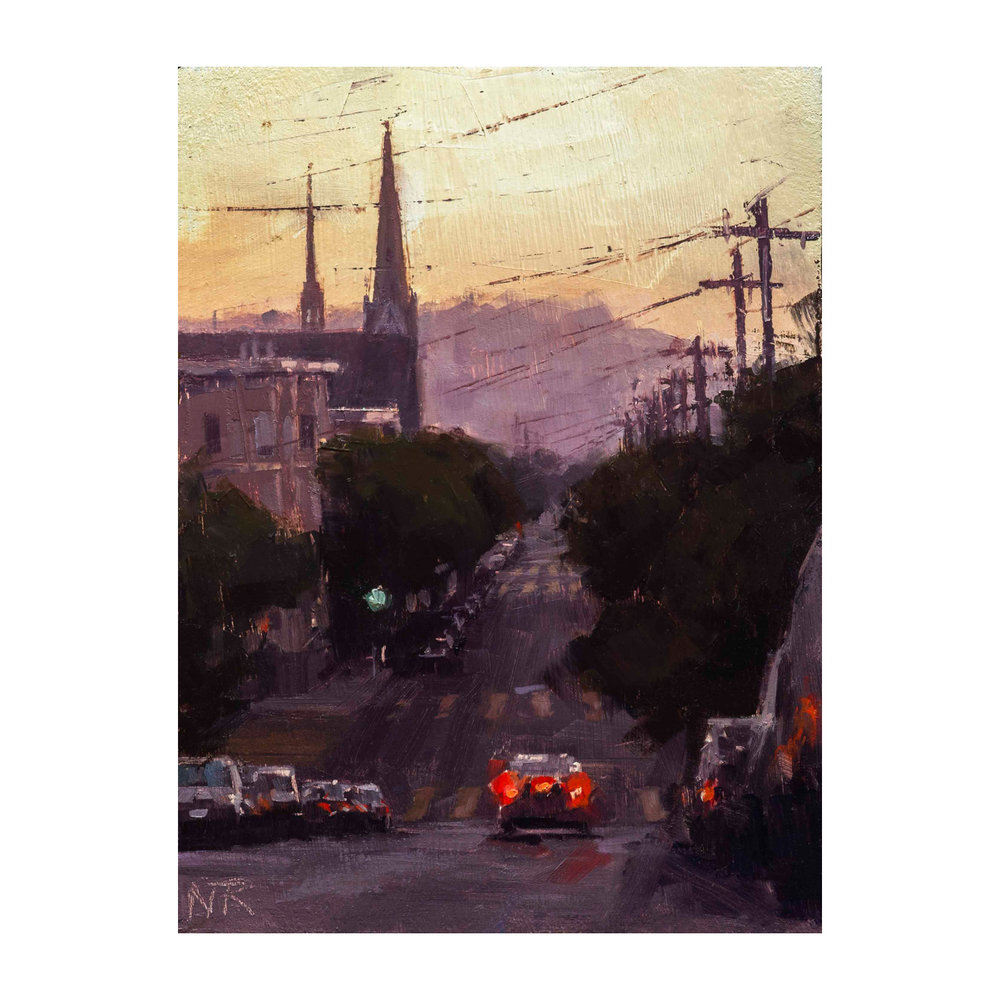 Dawn in the Mission