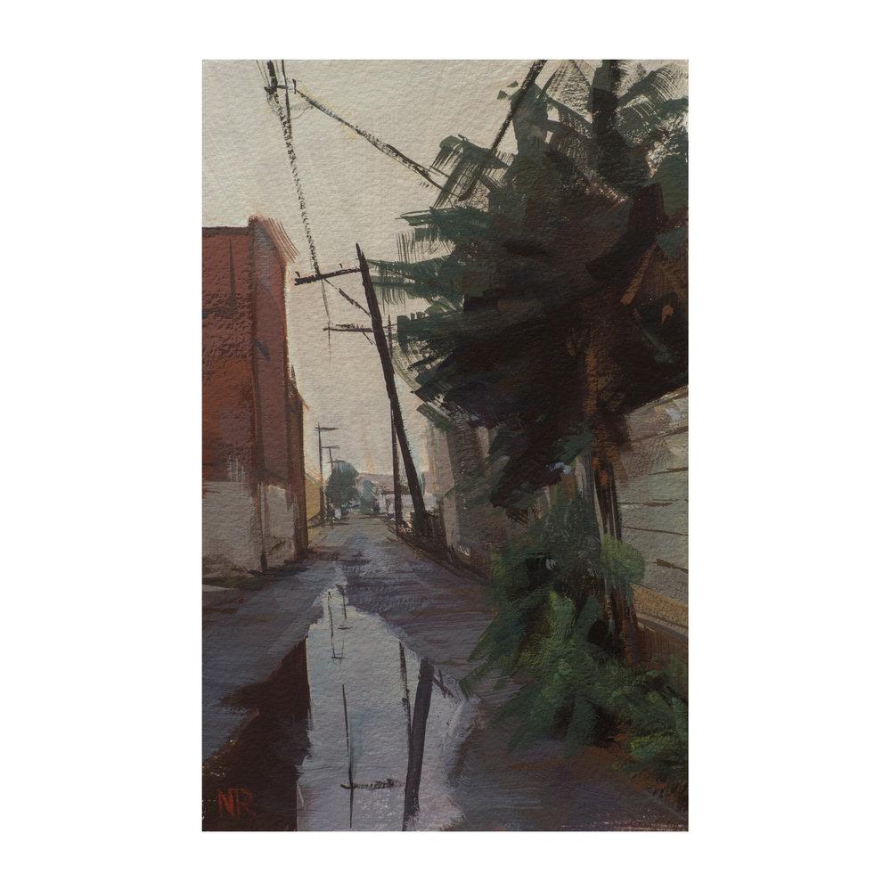 Alley Flora Study