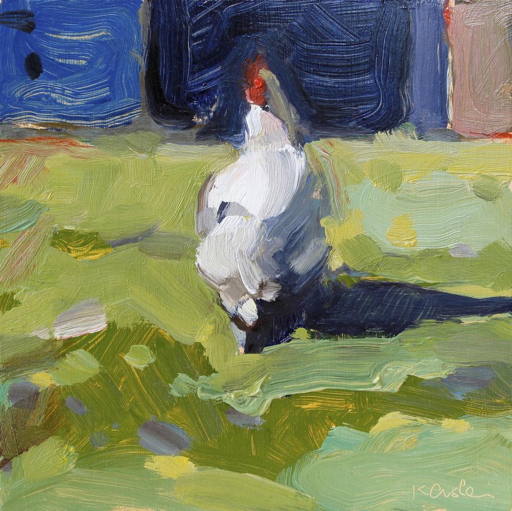 Chicken Sashay