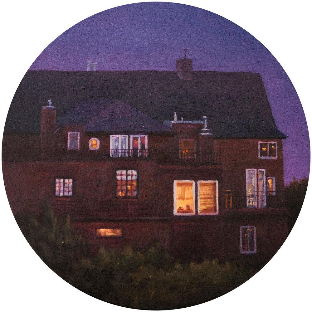 Violet Evening