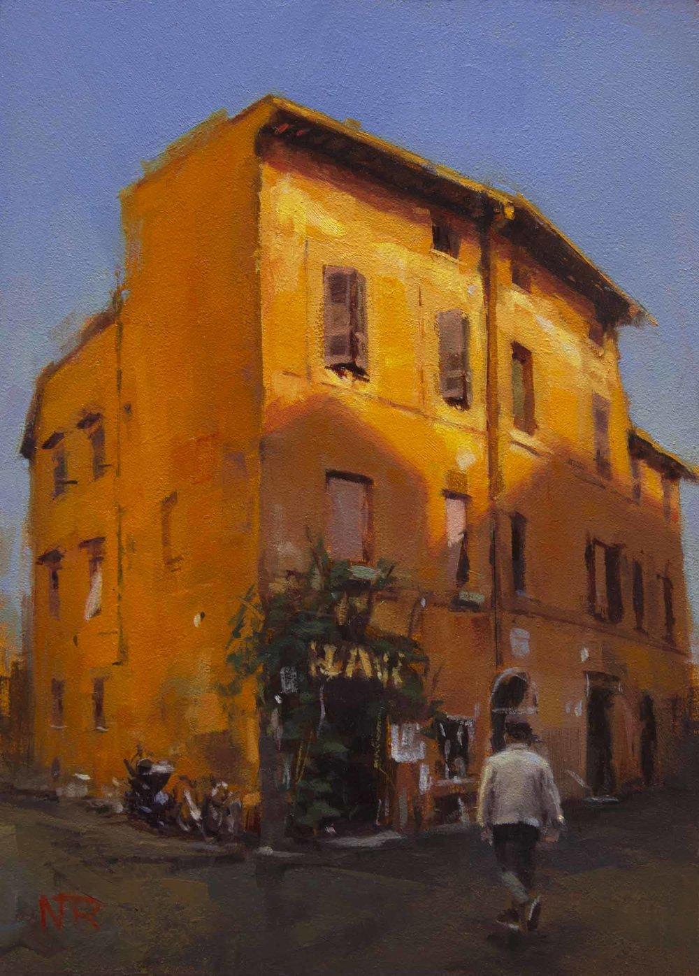 A Stroll in Trastevere