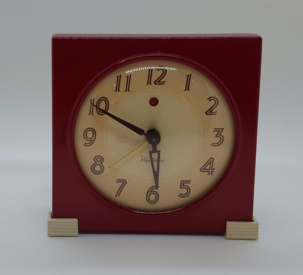 Westclox Logan Electric Clock