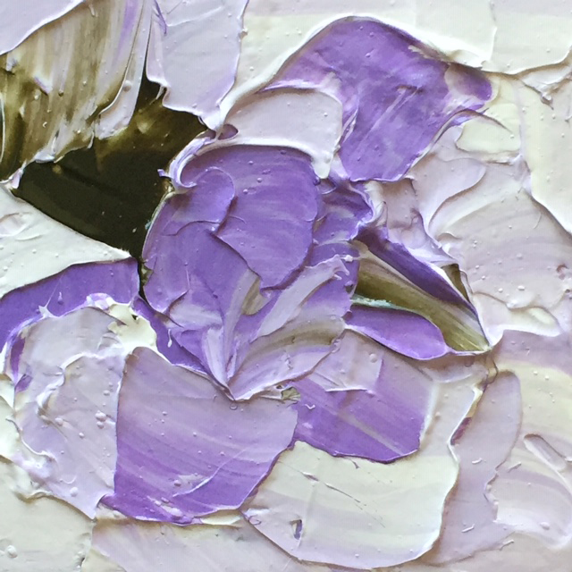 Lilac Abstract 2