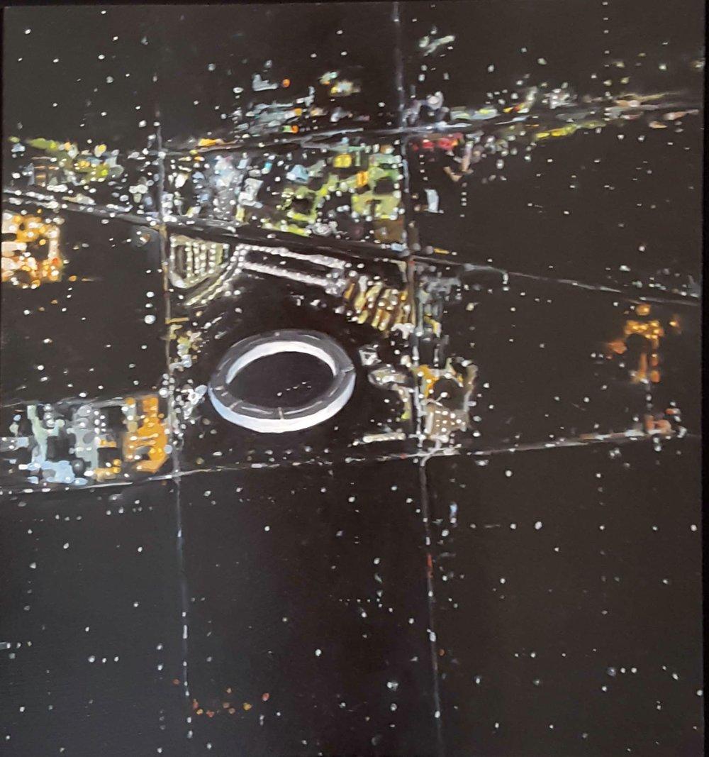 Spaceship (Apple 2)